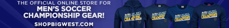Get your 2013 Big West Women's Soccer Tournament championship gear at ShopBigWest.com NOW!